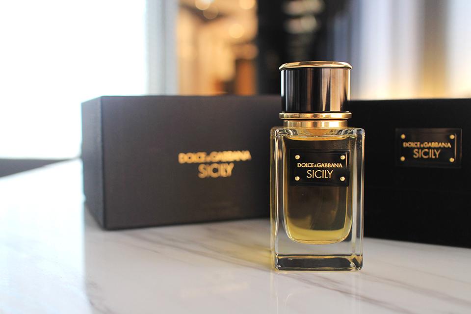 ドルチェ & ガッバーナ の 香水 の せい